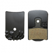 DISC BRAKE PADS- FOR ATB- EXOTHERM FOR MAGURA MT2/MT4/MT6/MT8 (NEWTON ORGANIC) (PAIR)