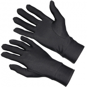 UNDERGLOVES- NEWTON SUPER ROUBAIX ZYRTEX BLACK L (PAIR)