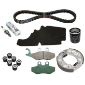 "MAINTENANCE KIT ""PIAGGIO GENUINE PART"" 125 FLY 4 stroke 2006> -497499-"