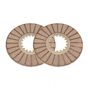 CLUTCH DISC FOR SACHS 50 (3M ENGINE) -NEWFREN-