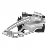 DERAILLEUR-FRONT-FOR ATB- SUNRACE MS66 CLAMP ON DOWN Ø 34,9 FOR DOUBLE 38x26 + 36x22 TOP AND DOWN PULL (WITH ADAPTER CLAMP Ø 31.8 + 28.6) (SOLD PER UNIT)