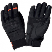 GLOVES TUCANO-SPRING/SUMMER MRK SKIN BLACK T12 (XXL) (APPROVED EN13594) (TOUCH SCREEN FUNCTION)