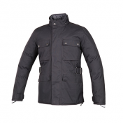 LINED JACKET TUCANO URBIS 5G BLACK SIZE 68-70 (4XL)
