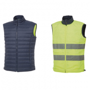 VEST TUCANO - REVERSIBLE THERMAL VEST SWITCH TUCANO BLACK SIZE 64-66 (XXXL)
