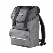 BACKPACK BLACK TUCANO (BEAK PACK) GREY (467) (45x29x16cm)