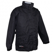 JACKET ADX (THREE QUARTER LENGTH) STREET BLACK XXL (WITH PROTECTIONS)