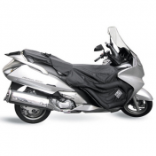 TABLIER COUVRE JAMBE TUCANO POUR HONDA 400 SILVER WING 2008>, 600 SILVER WING 2008> (R036-N) (THERMOSCUD)