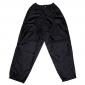 RAIN PANTS ADX ECO BLACK XL (SNAPS+ ELASTIC BAND + CARRYING BAG)