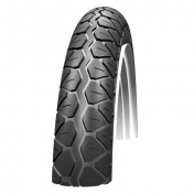 TYRE FOR MOPED 16'' 2.50-16 2 1/2-16 SCHWALBE HS241 TT 42J REINF
