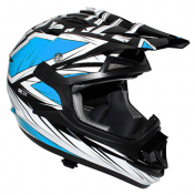 HELMET-CROSS ENDURO ADX MX2 BLAZE BLUE XL