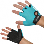 CHILD CYCLING GLOVE-SUMMER - GES KIDDY BLUE T3 (PAIR ON CARD)
