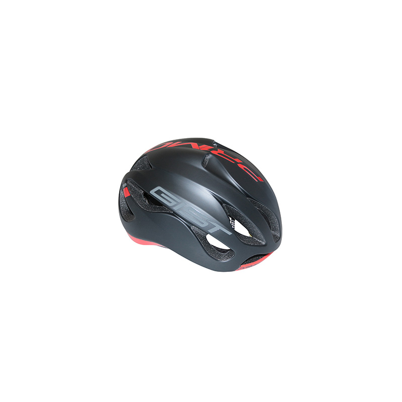 casque velo adulte gist route primo noir mat rouge full in. Black Bedroom Furniture Sets. Home Design Ideas